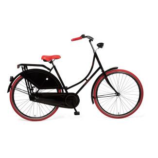 Classico Zwart Rood D53