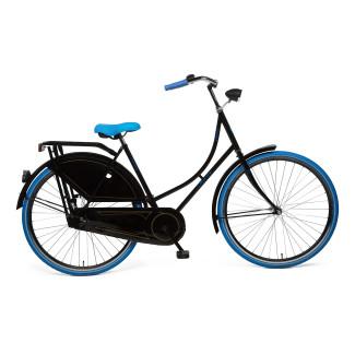 Classico Zwart Blauw D53